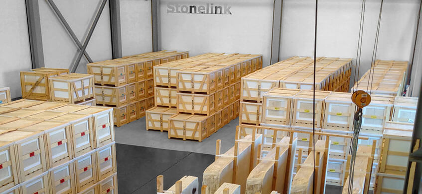 Stonelink increases production of Crema Marfil