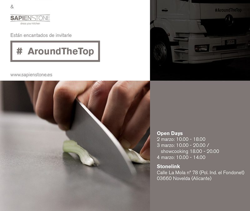 Visita gratis el SapienStone Truck