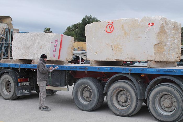 Novelda. Centro mundial de mármol y granito